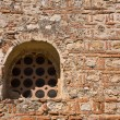Old Church Window — Stok fotoğraf