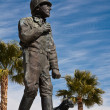 General George Patton Statue — Stock Photo