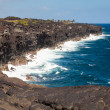 Hawaii Big Island Cliffs — Stock Photo