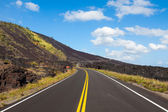 Chain of Craters Road — Stock Photo