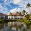 Beautiful Tropical Resort — Stockfoto