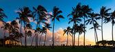 Kauai Sunset — Stock Photo