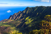 Napali Coast Mountains — Stock Photo