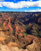Waimea Canyon — Stock Photo