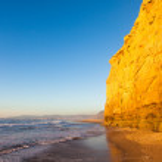 San Gregorio Beach — Stock Photo