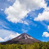 Vulkanen arenal i costa rica — Stockfoto