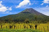 Vulkanen arenal landskap — Stockfoto