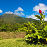 Costa Rica Panorama — Stock Photo