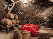Bulgarian Wine Cellars — Stock Photo