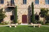 Napa Valley Winery — Stockfoto
