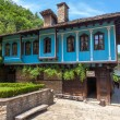 Traditional Bulgarian House — Stock Photo
