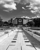 Palacio nacional de la cultura — Foto de Stock