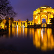 Palace of Fine Arts — Stock Photo #17411373
