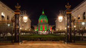 San Francisco City Hall during Christmas — Stok fotoğraf