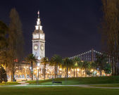 Ferry Building — Stock Photo