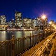 Stock Photo: San Francisco from Pier Seven
