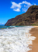 Polihale Beach — Stock Photo