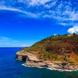 Stock Photo: Kauai Headlands