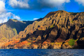 Napali Coast Hills — Stock Photo