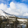 Lake Tahoe in Winter — Stock Photo