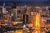 San Francisco Downtown — Stock Photo