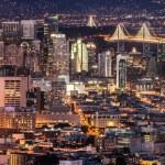 San Francisco Panorama — Stock Photo #38259149