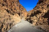 Mosaic Canyon Trail — Stock Photo