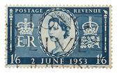 Königin elisabeth ii — Stockfoto