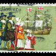 Stock Photo: Mayflower Pilgrims