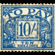 Ten Shillings To Pay - Stok fotoraf
