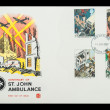 Stock Photo: St John Ambulance
