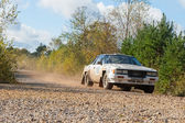 Nissan 240rs rally voiture — Photo