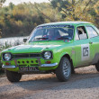 Ford Mk1 rally car - Stock Photo