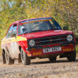 Ford Mk2 rally car - Stock Photo