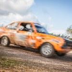 Постер, плакат: Rally car
