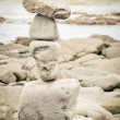 Rock Stack - Stock Photo