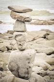 Pila de roca — Foto de Stock
