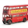 London Bus - Stockfoto