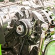 Vehicle alternator - Stock Photo
