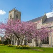 English Parish Church — Stock Photo