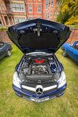 Mercedes-Benz SL 350 — Stock Photo