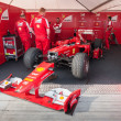 f1 ferrari — Stock Photo #28321529