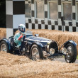 Bugatti Type 59 — Stock Photo