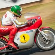 Giacomo Agostini — Stock Photo