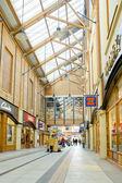 British shopping mall — Stock Photo