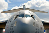 Boeing C-17 Globemaster — Stock Photo