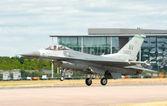 F-16 — Stock fotografie