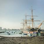 ������, ������: HMS Warrior