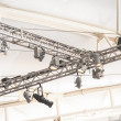 Lighting rig — Stock Photo