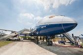Boeing 787-9 Dreamliner — Stock Photo